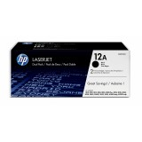 Картридж HP 12A (Q2612AF), в упаковке 2 шт.