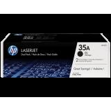 Картридж HP 35A (CB435AD), в упаковке 2 шт.